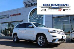 2016 Jeep Grand Cherokee Summit *ECO DIESEL*