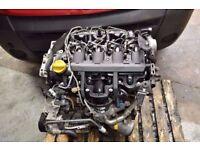 VAUXHALL MOVANO 2.5 ENGINE FULL FITS RENAULT MASTER,MOVANO