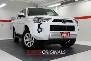 2015 Toyota 4Runner 4WD DON VALLEY NORTH ORIGINAL TRAIL EDITION