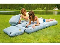 Campingaz smart double quick bed and pump