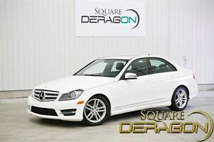 2013 Mercedes-Benz C-Class 300 4MATIC+AWD+TOIT OUVRANT