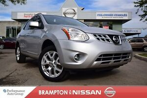 2011 Nissan Rogue SV *Bluetooth, Rear view monitor, Sunroof*