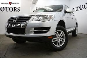 2009 Volkswagen Touareg 2 V6 280 HP FULL LEATHER SUNROOF ELECT