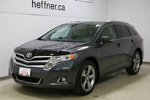 2014 Toyota Venza Michelin tires on alloy rims