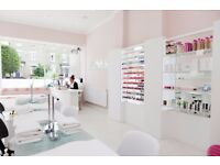 Experienced Receptionist required for busy beauty salon.
