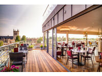 Kitchen Porter for SIX Brasserie restaurant (city centre)