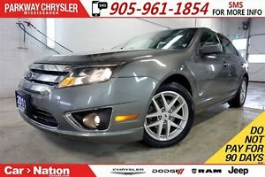 2011 Ford Fusion PRE-CONSTRUCTION SALE| SEL| AWD| NAV| LOADED|