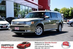 2012 Ford Flex SEL 4D Utility AWD Clean Carproof|Leather|Panoram