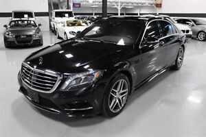 2014 Mercedes-Benz S-Class 550 4-MATIC AMG LWB
