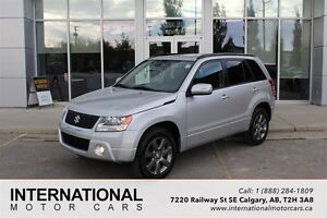 2011 Suzuki Grand Vitara JLX-L 4WD! 1 OWNER! MINT! LOADED!