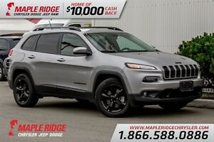 2015 Jeep Cherokee North w/ 4x4, Bluetooth & Back Up Camera