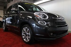2015 Fiat 500L LOUNGE * MAGS, CUIR, TOIT