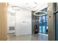1 bedroom flat in Arena Tower, 30 Crossharbour, Canary Wharf