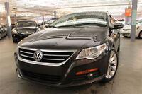 2011 Volkswagen CC HIGHLINE 4D Coupe 3.6 4Motion NAVIGATION