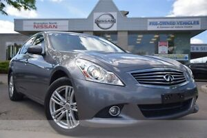 2012 Infiniti G37X Premium *Leather,Navigation,Rear View Monitor