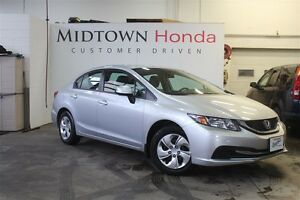 2013 Honda Civic LX*BLUETOOTH*HEATED SEAT