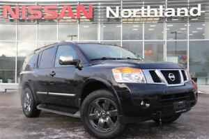 2014 Nissan Armada Platinum/Leather/heated Seats/Alloys