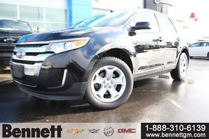 2012 Ford Edge SEL - AWD with Nav + DVD Headrests