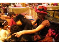 Children's Party Entertainer £99 for 60 minutes balloon modelling magic face painting