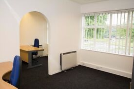 Offices to Let Moulton Park, Northampton from £200 pcm inc.