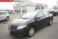 2013 Toyota Corolla CE - Moonroof Package Manager's Special