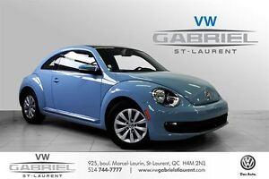 2014 Volkswagen Beetle 2.5L 0.9% FINANCEMENT, TRES RARE