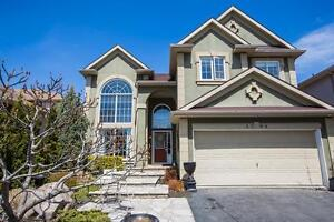 Stunning home on a Ravine lot in Riverside South!