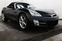 2008 Saturn SKY CONVERTIBLE A/C CUIR GR ÉLECT MAGS