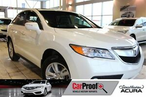 2014 Acura RDX Tech PKG with Leather, Navigation, Sunroof