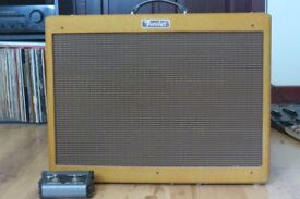 Fender Hot Rod Deluxe Mk III Ltd Edition In Lacquered Tweed