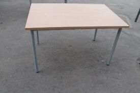 Rectangular office table 120 cms length