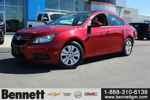 2014 Chevrolet Cruze 1LT - Sunroof, Bluetooth, Great on Gas