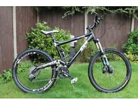 COMMENCAL META 55 medium fox 32 fox rp2 shock raceface