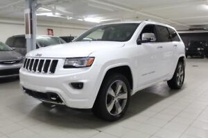 2015 Jeep Grand Cherokee Overland Plus Diesel