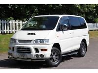 MITSUBISHI DELICA Delica 2.8 Auto RAC APROVED DEALER (white) 2013