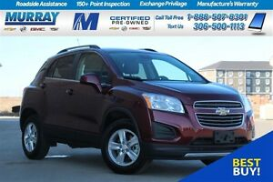 2016 Chevrolet Trax LT*REMOTE START*SUNROOF*REAR CAMERA*
