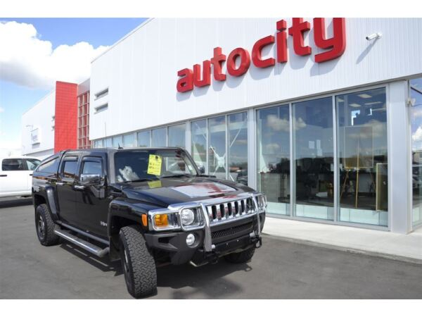 Used 2009 HUMMER H3T