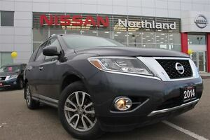 2014 Nissan Pathfinder SL Leather/All Wheel Drive/ Bluetooth/ Ba