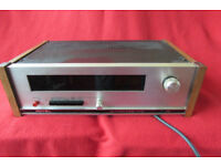 Rotel RT620 vintage AM/FM stereo tuner