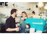 Amazing opportunity for talented specialty coffee barista at busy Putney cafe