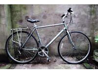 MARIN KENTFIELD, 20 inch, hybrid road bike, 21 speed