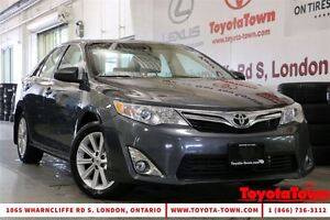2013 Toyota Camry XLE LEATHER NAVIGATION London Ontario image 1