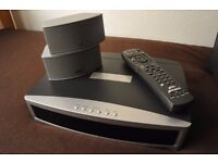 Bose 321 GSX series II home theatre system - harddrive version