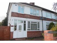 3 bedroom house in Blumfield Crescent, Slough, SL1 (3 bed)