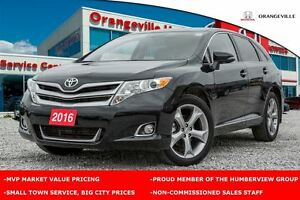 2016 Toyota Venza All-wheel drive V6