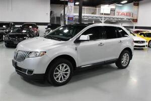 2011 Lincoln MKX AWD | NAVI | LOCAL CAR | CLEAN CARPROOF