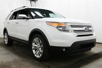 2011 Ford Explorer LIMITED 7PASS AWD CUIR TOIT NAV MAGS CHROME