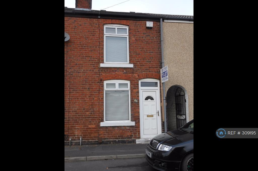 2 bedroom house in Shaw Street, Chesterfield, S41 (2 bed)