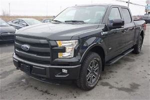 2015 Ford F-150 Lariat FX4 ECOBOOST CUIR NAV MAGS 4X4