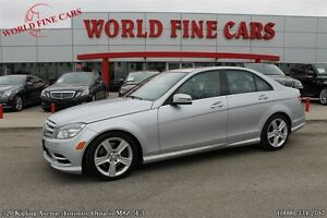 2011 Mercedes-Benz C-Class C300 4MATIC Accident Free